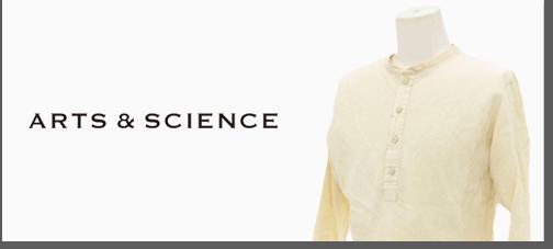 ARTS&SCIENCE