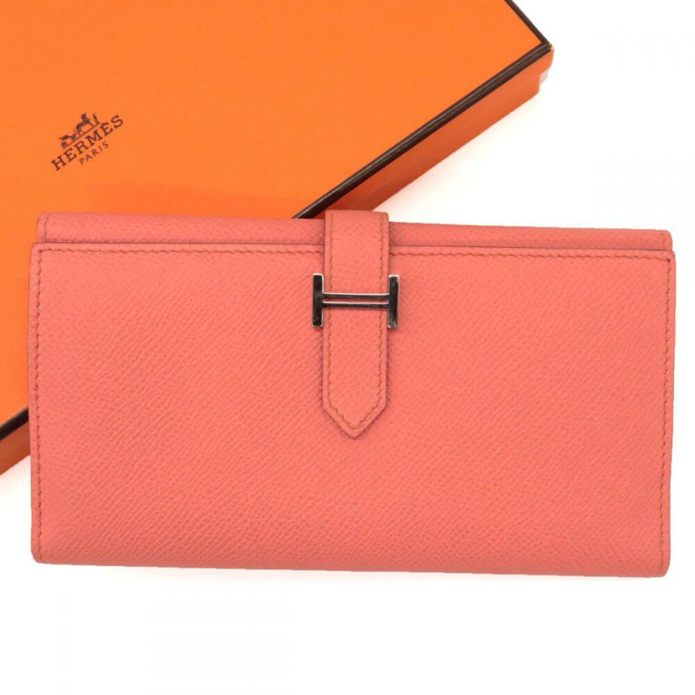 二つ折財布/ベアン