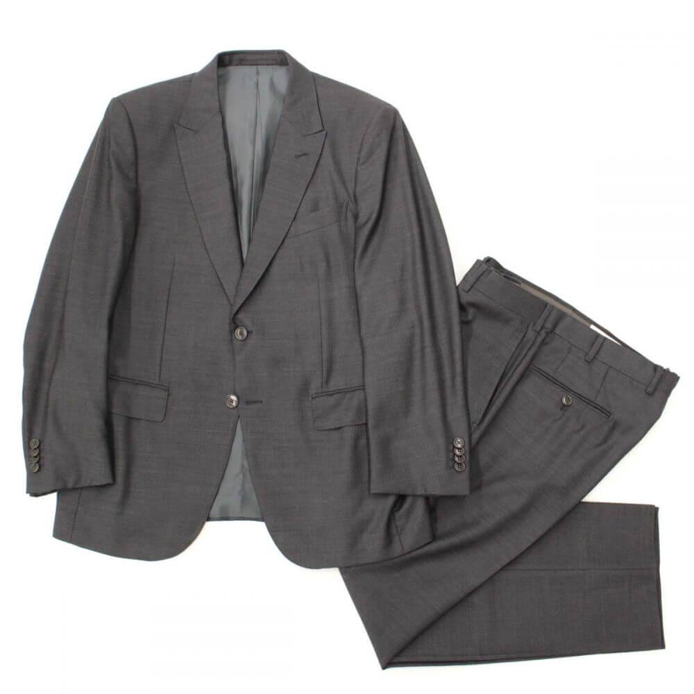 スイス製シングルスーツ