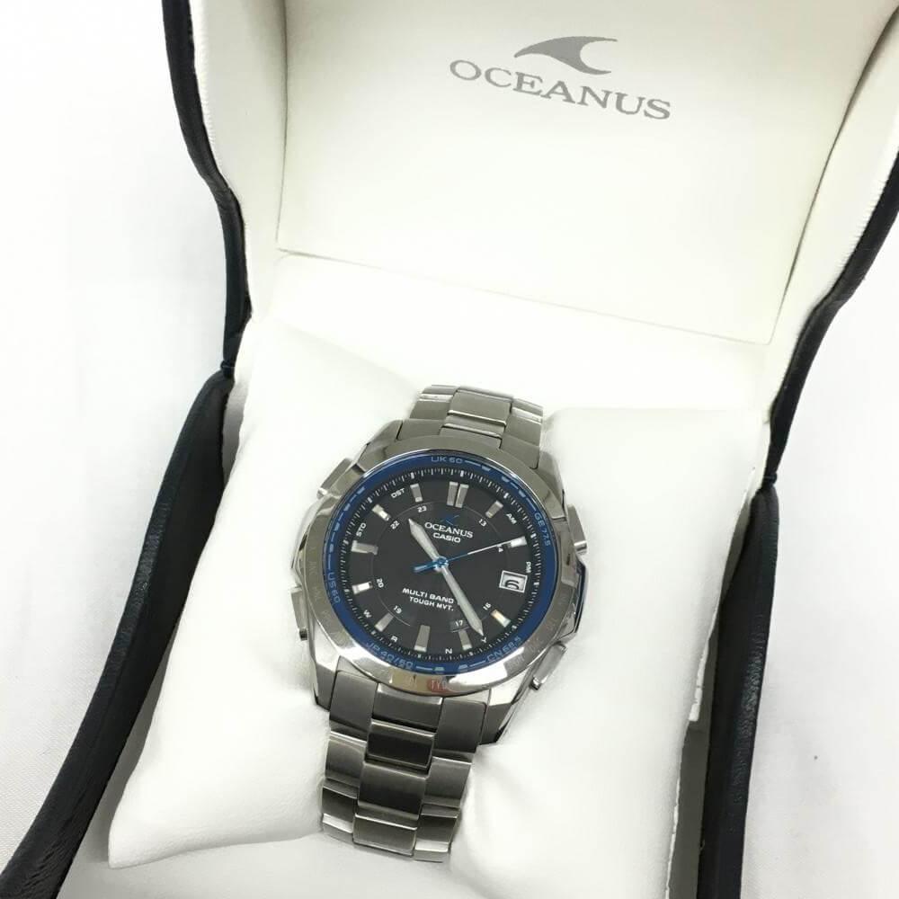 腕時計/オシアナス/OCW-T100/シルバー