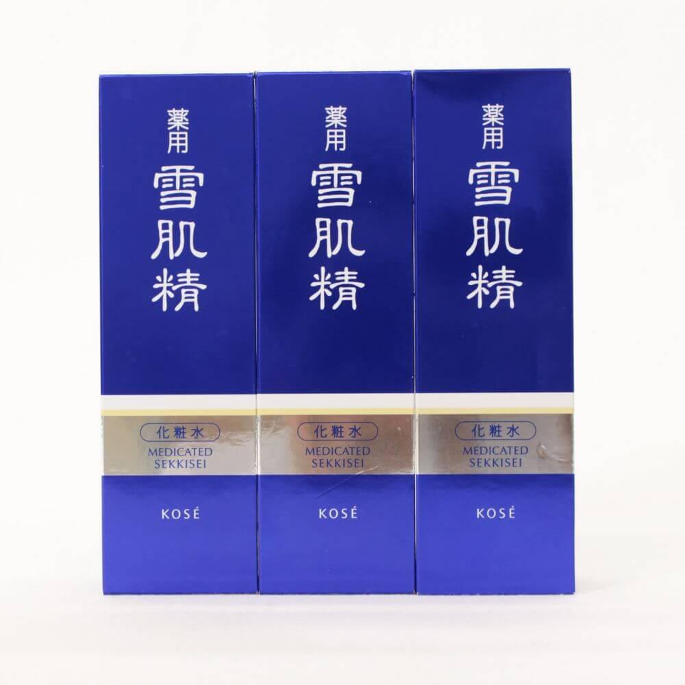 雪肌精/化粧水 200ml 3本セット