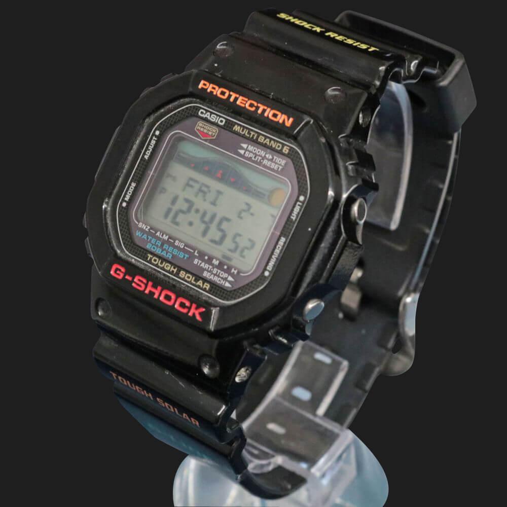 腕時計/電波ソーラー/デジタル/GWX-5600/G-LIDE