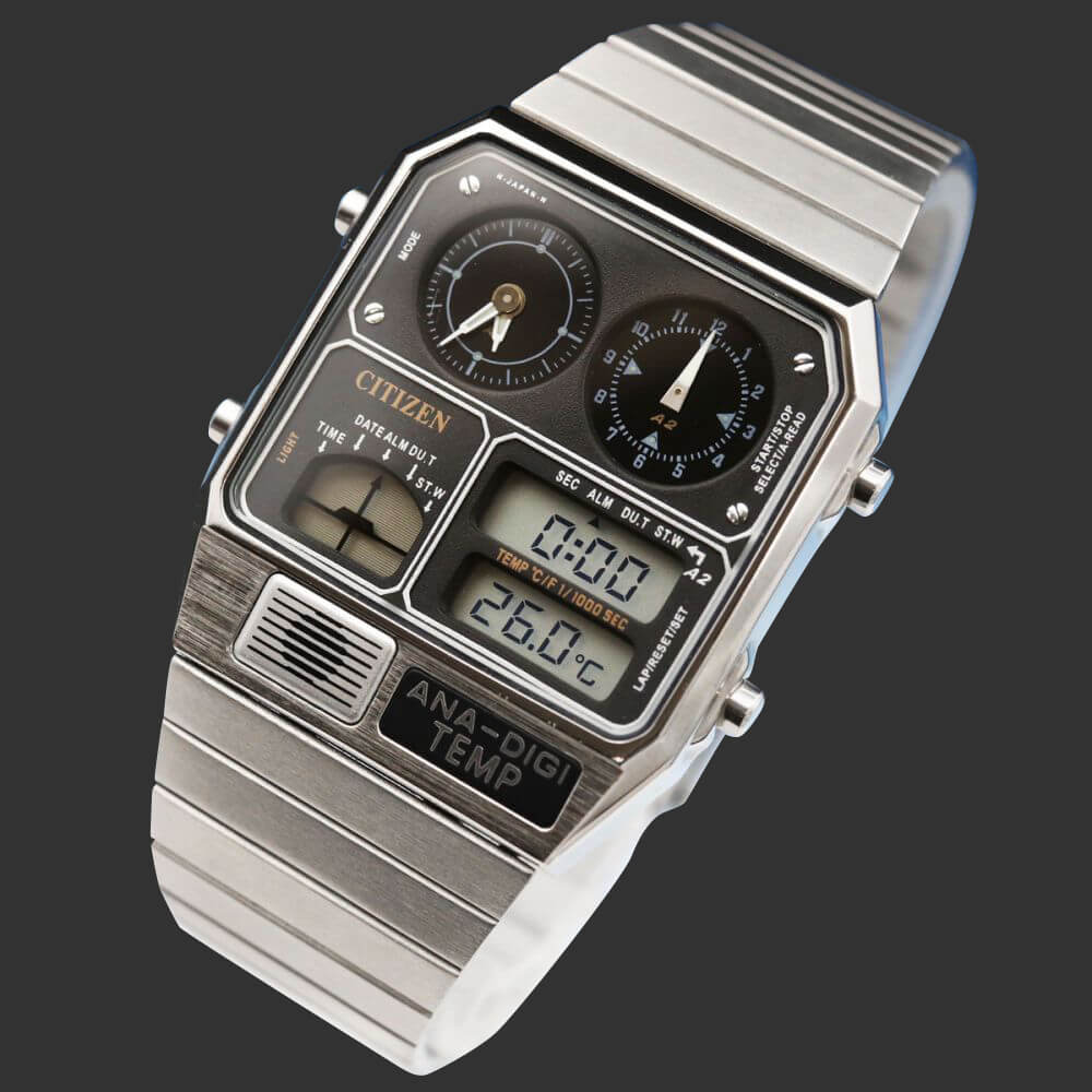 腕時計/アナデジテンプ