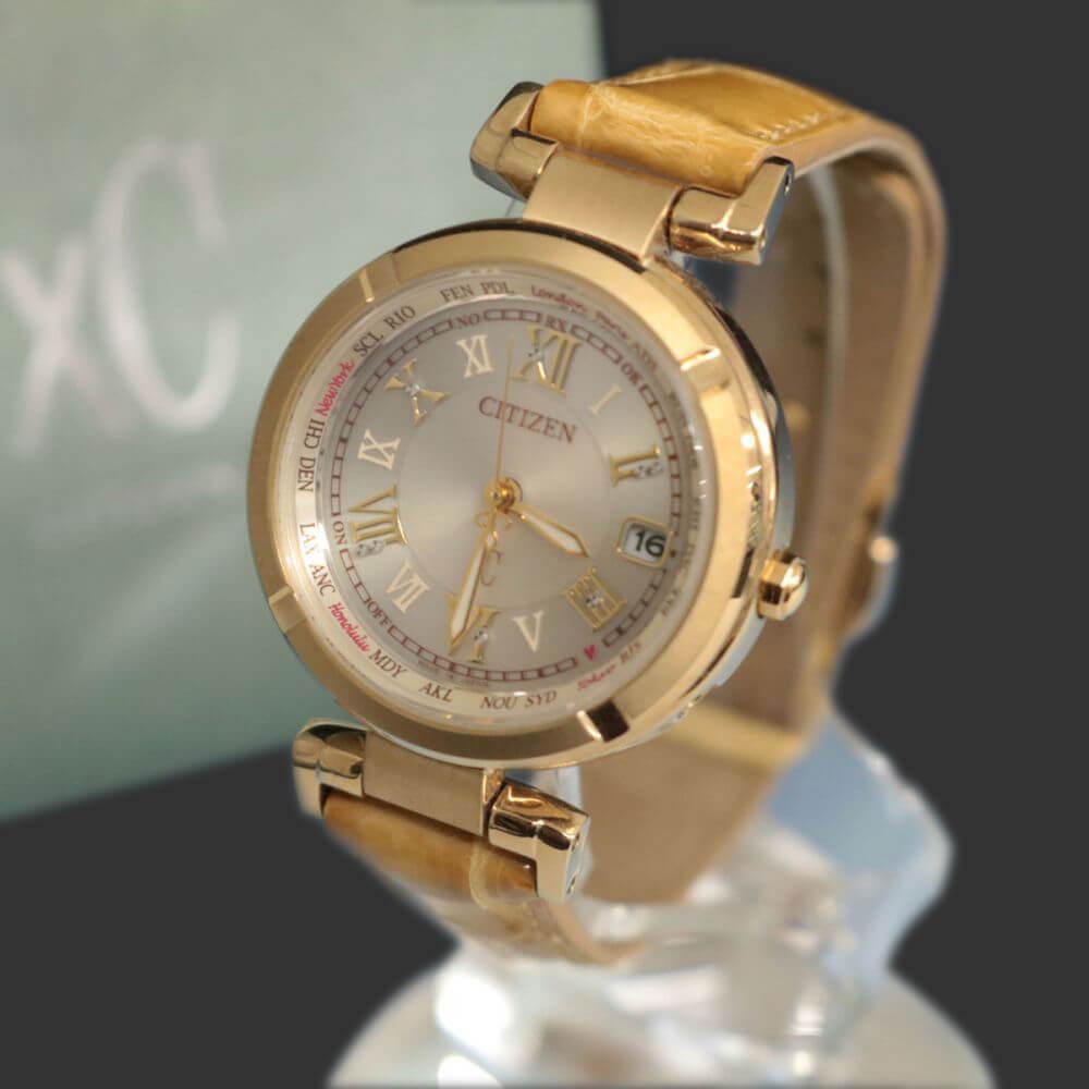 Xc(クロスシー)/腕時計/ハッピーフライト/ティタニアライン/H240-T021999