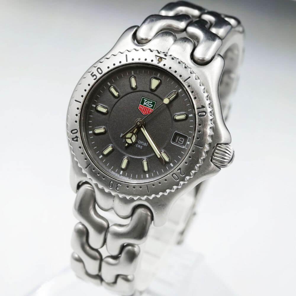 腕時計/セルデイト/クオーツ/SSxSS