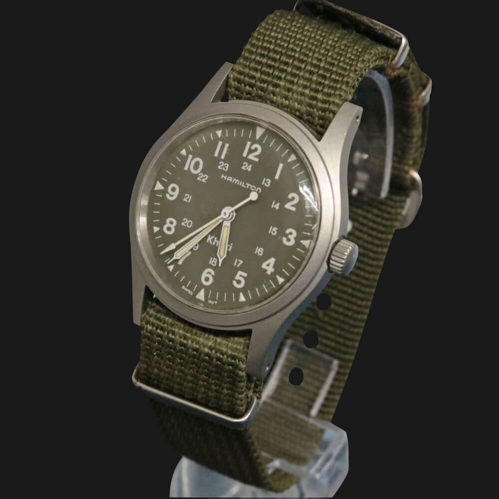 腕時計/カーキダイヤル/MT/9415A/グリーン