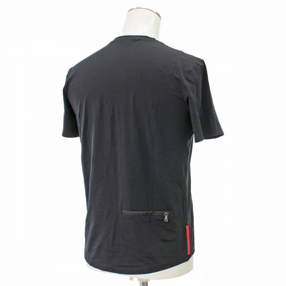 半袖Tシャツ/ブラック