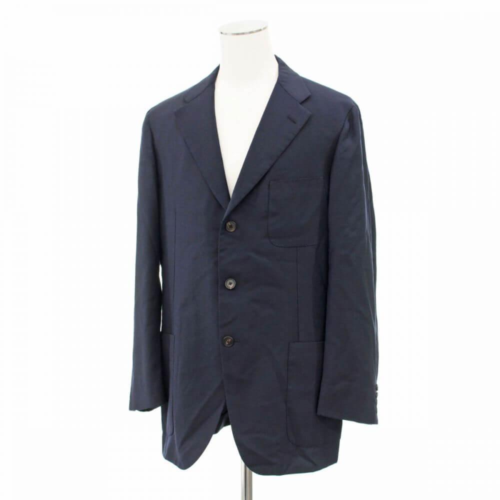 3Bテーラードジャケット/ウール/モヘア