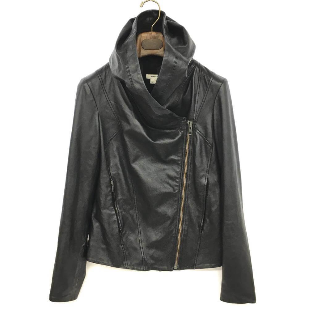 レザージャケット/ブラック