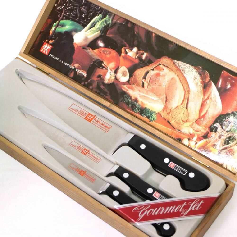 ナイフ3本セット/プロフェッショナル