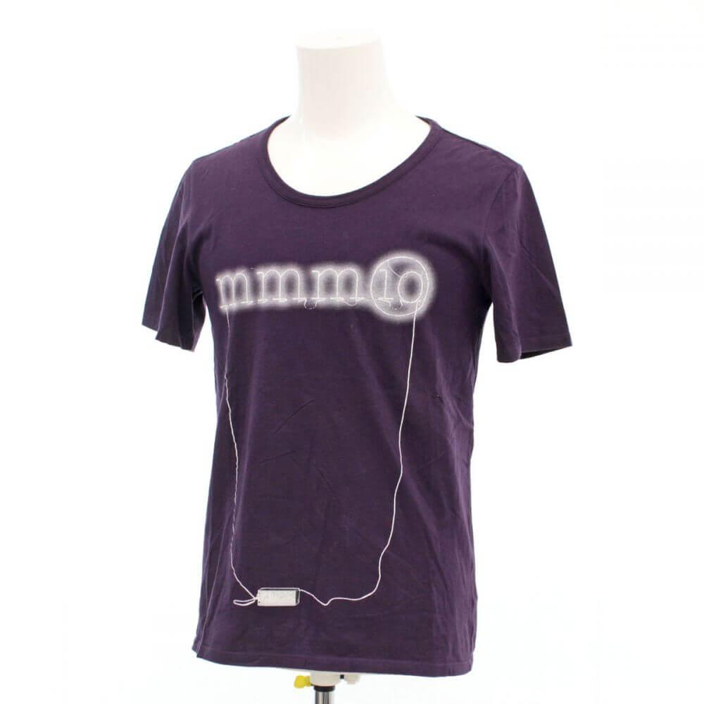 Tシャツ/パープル/2013SS