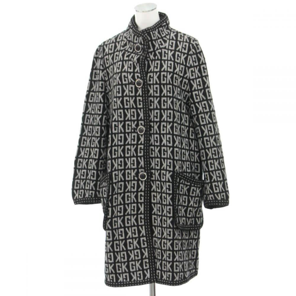 ロゴニットコート