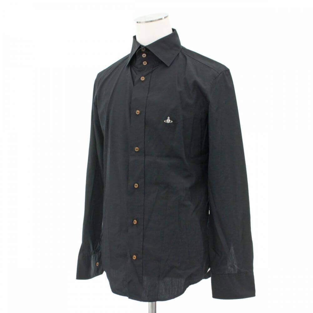 長袖シャツ/オーブ刺繍