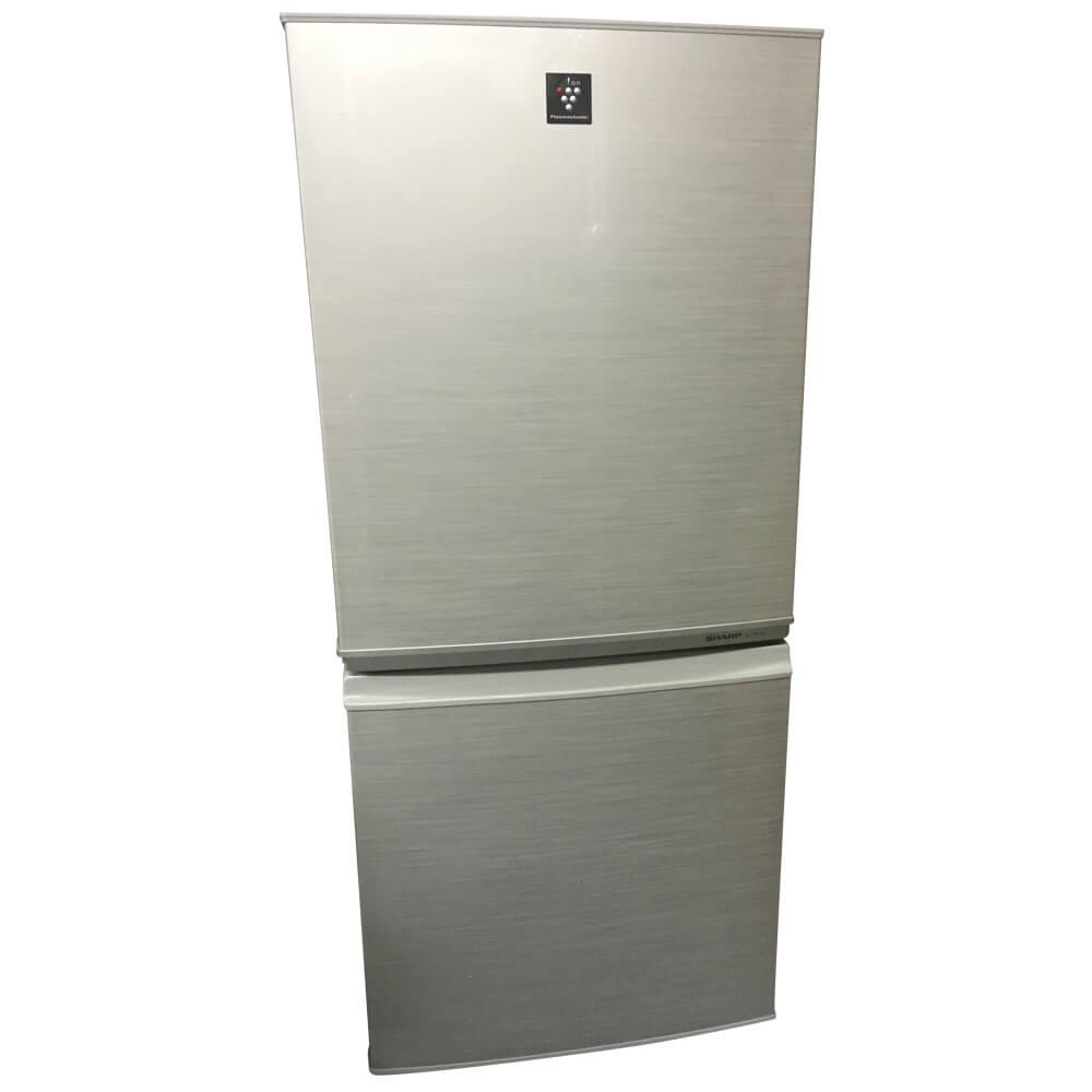 シャープ プラズマクラスター 2ドア冷蔵庫