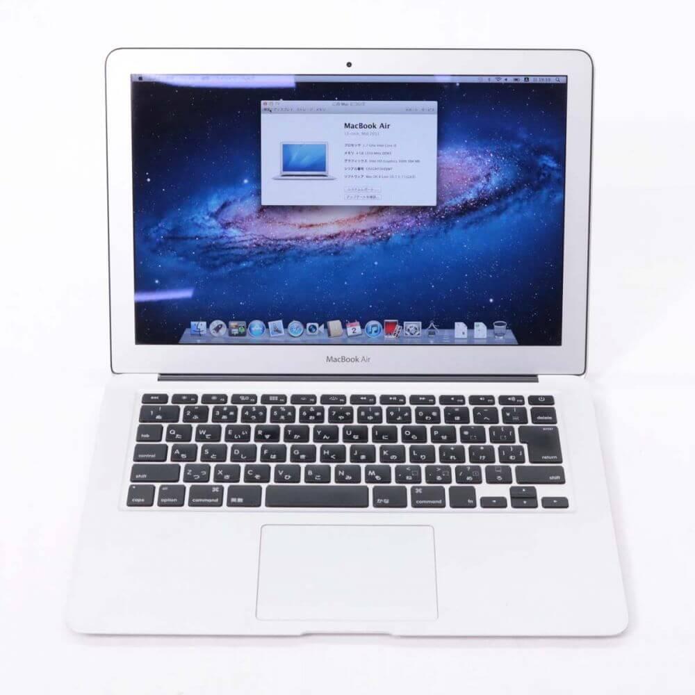 アップル MacBook Air ノートパソコン