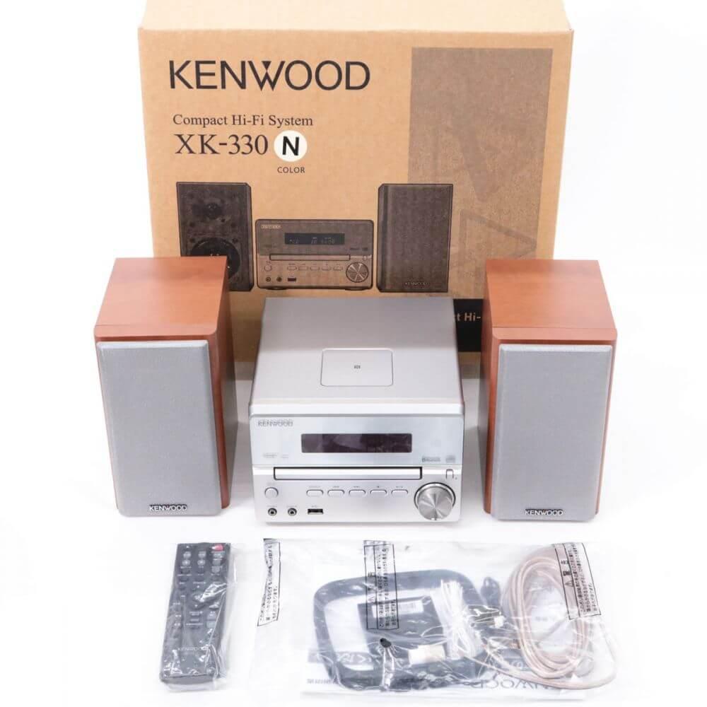 Kenwood ケンウッド XK-330 Compact Hi-Fi System コンポ