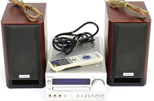 古いオーディオ機器