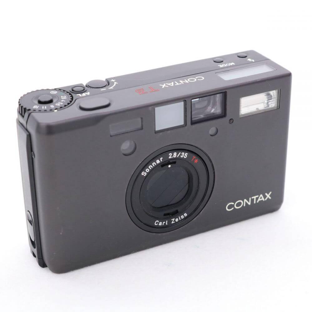 CONTAX コンタックス T3 35mm F2.8 フィルムカメラ