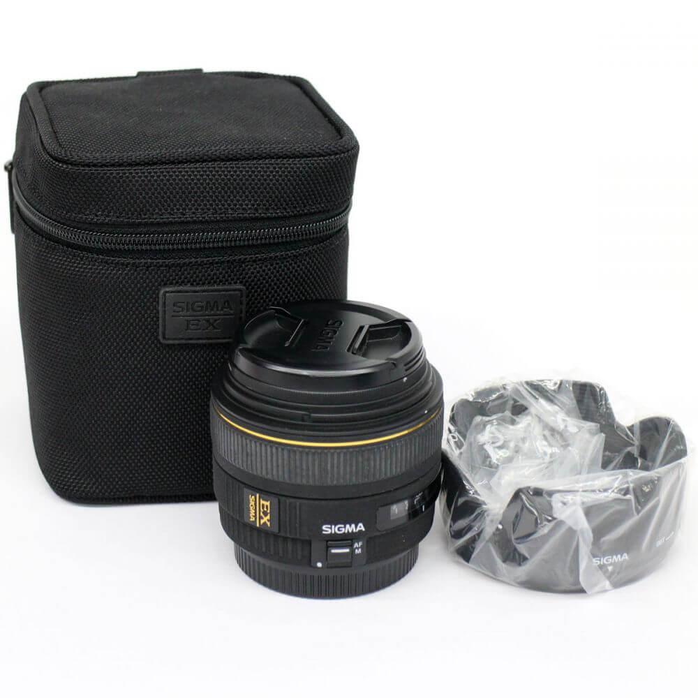 SIGMA シグマ 一眼カメラ用レンズ/30mm F1.4 EX DC HSM