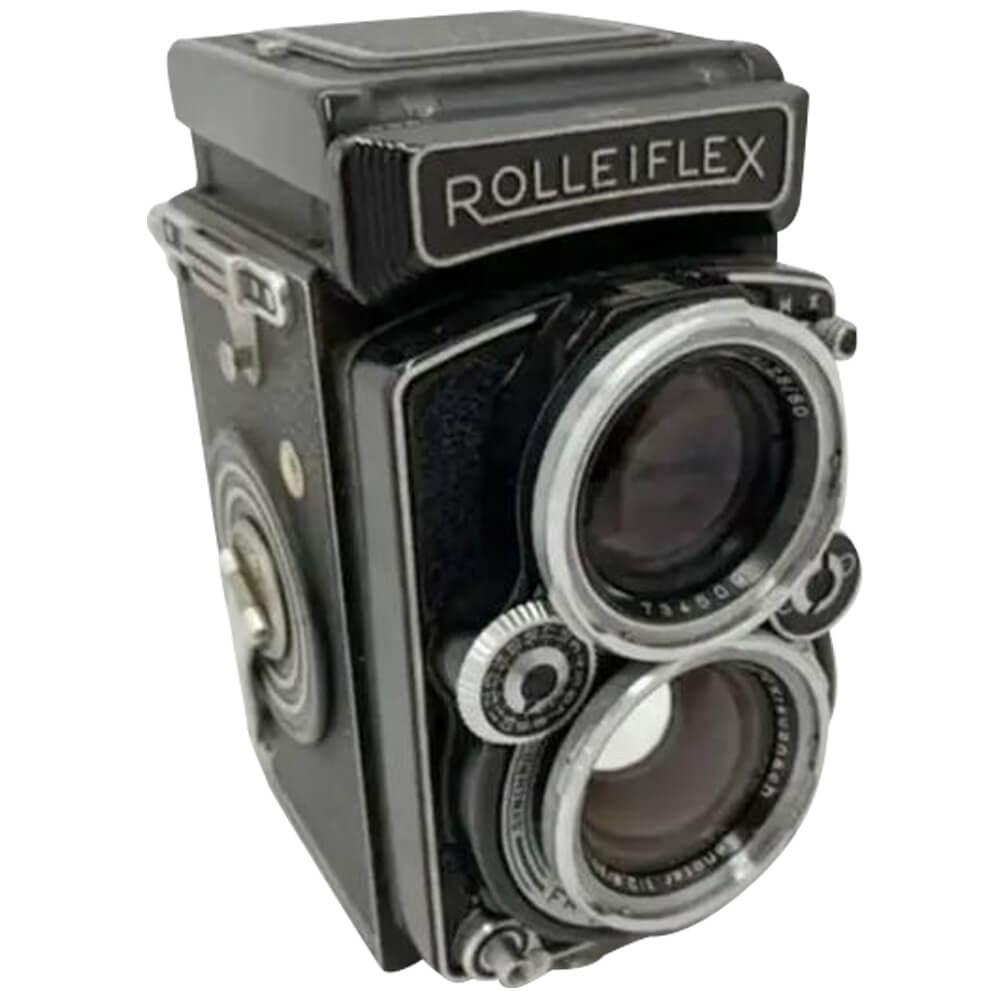 ローライフレックス 二眼レフカメラ レトロ
