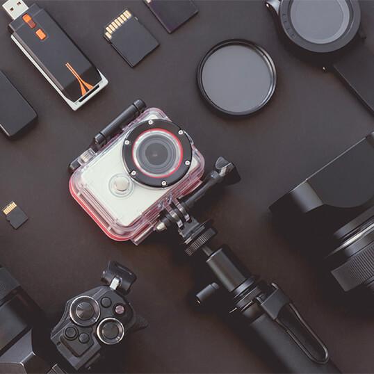 カメラ周辺機器