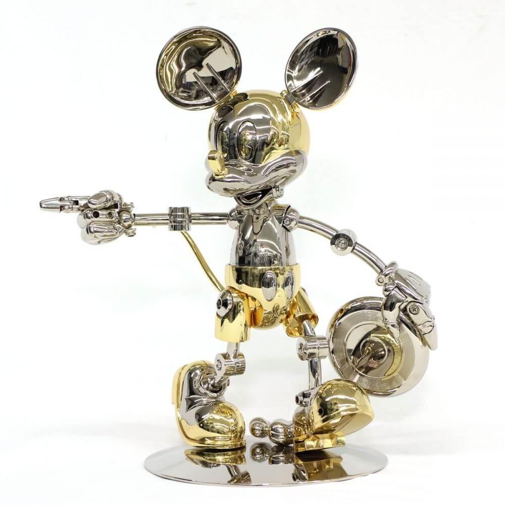タカラトミー ディズニーDhyp. FUTURE MICKEY(フューチャー ミッキー) 1000体限定