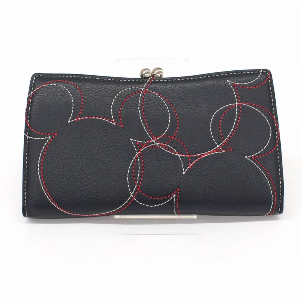Disney(ディズニー)xキタムラ がま口長財布