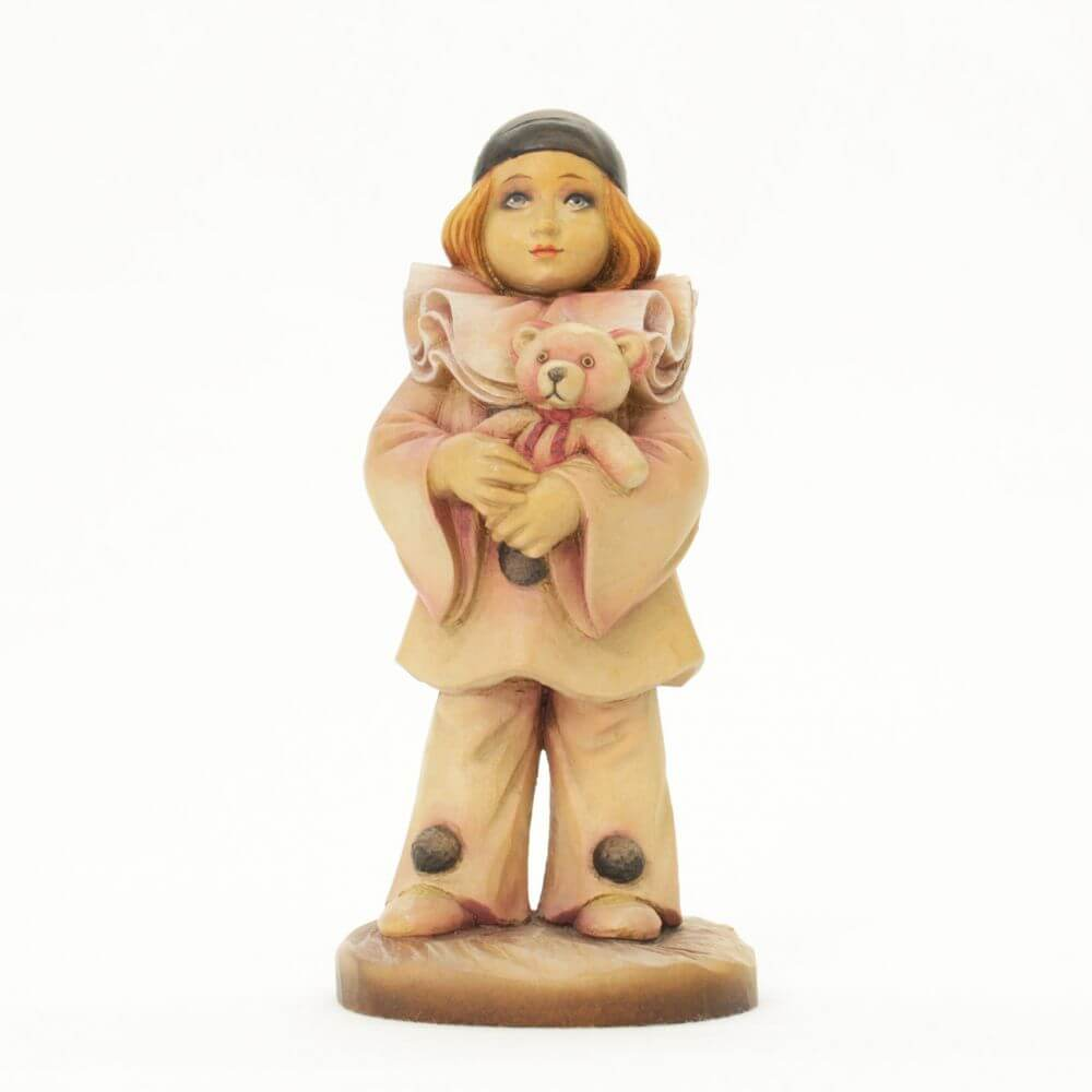 ANRI 1500体限定 JCGIBERT 木彫り人形