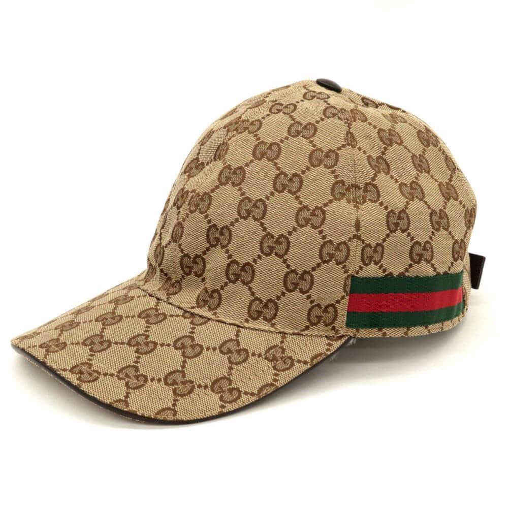 グッチ 帽子