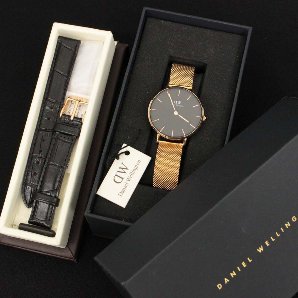 ダニエルウエリントンの腕時計