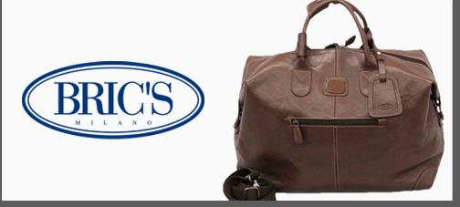ブリックスのバッグ