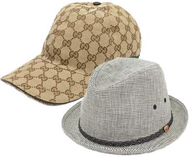 帽子の買取