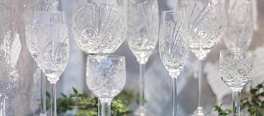ガラス製品のイメージ