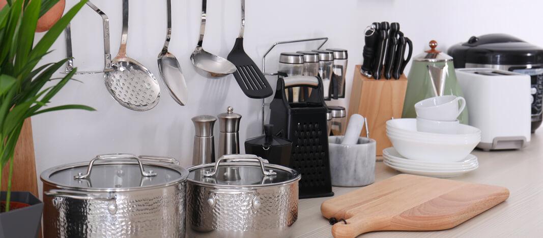 調理機器のイメージ