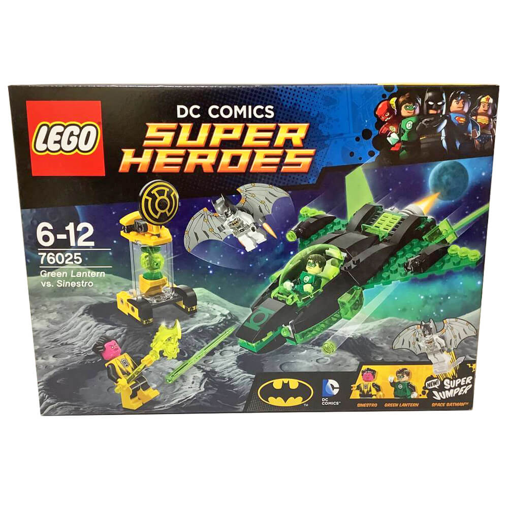 レゴ スーパーヒーローズシリーズ