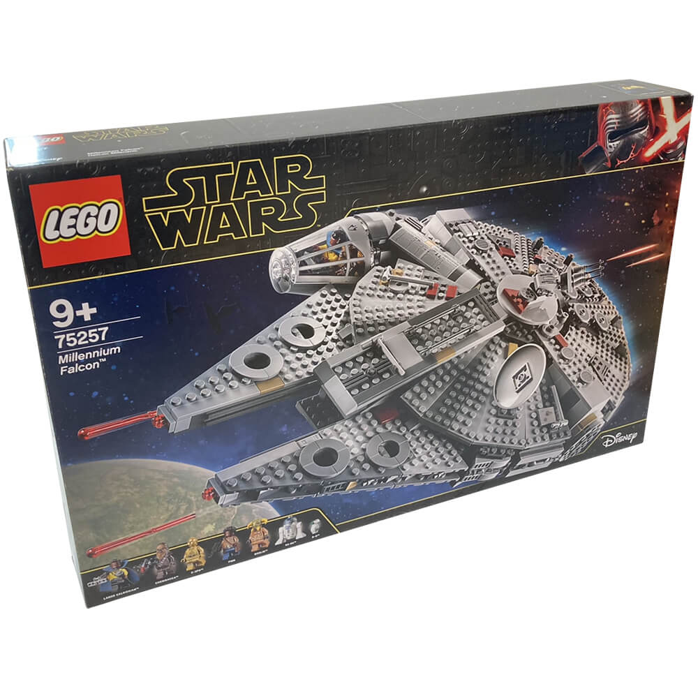 LEGO(レゴ) スター・ウォーズ ミレニアム・ファルコン/75257