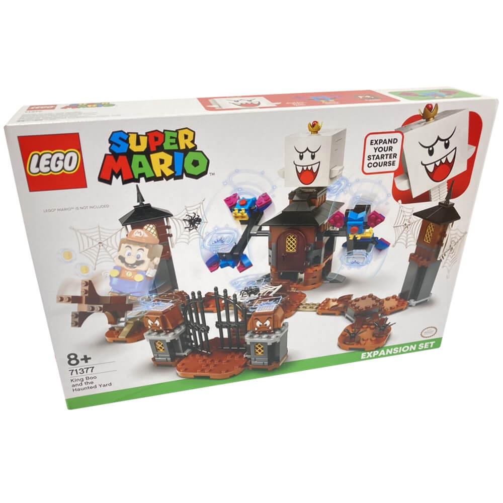 LEGO(レゴ)  バサバサとキングテレサのやしきチャレンジ/71377