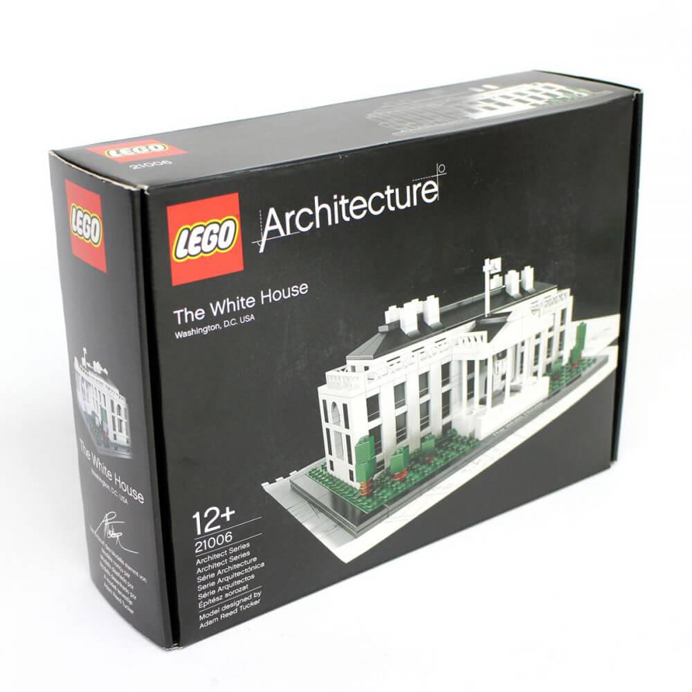 LEGO(レゴ) ホワイトハウス/21006