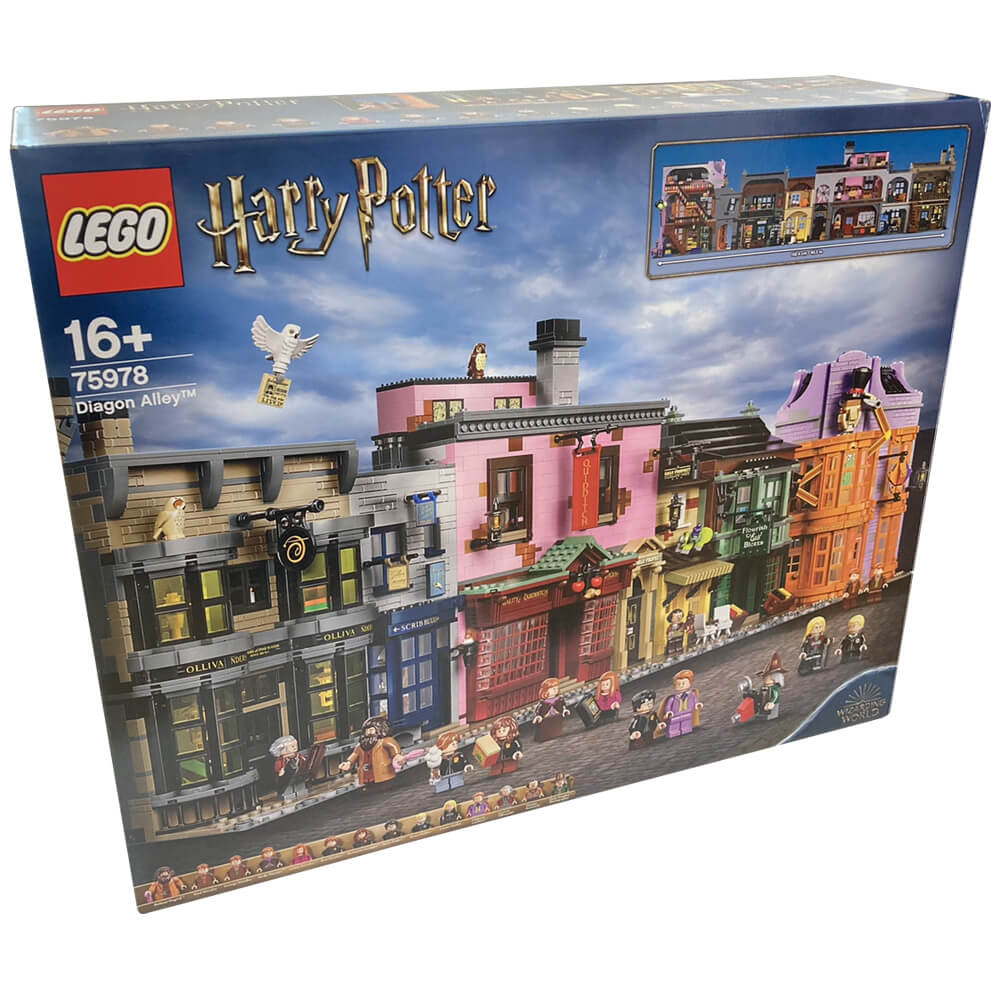 LEGO(レゴ) ハリー・ポッター ダイアゴン横丁/75978