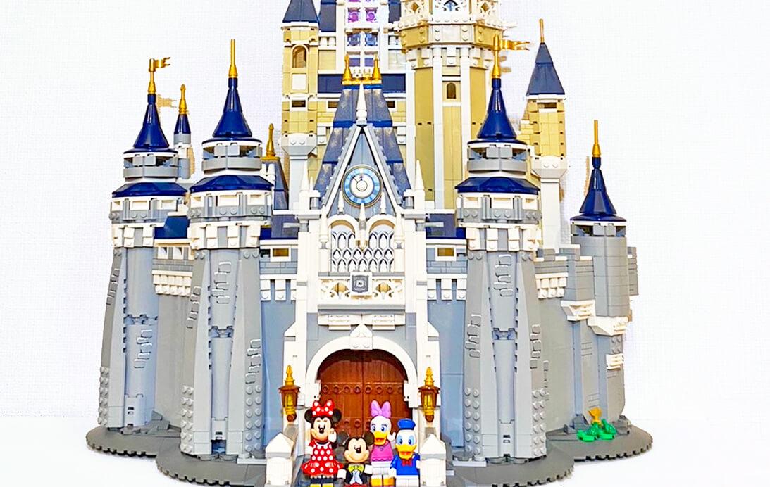 LEGO(レゴ)ディズニーの買取
