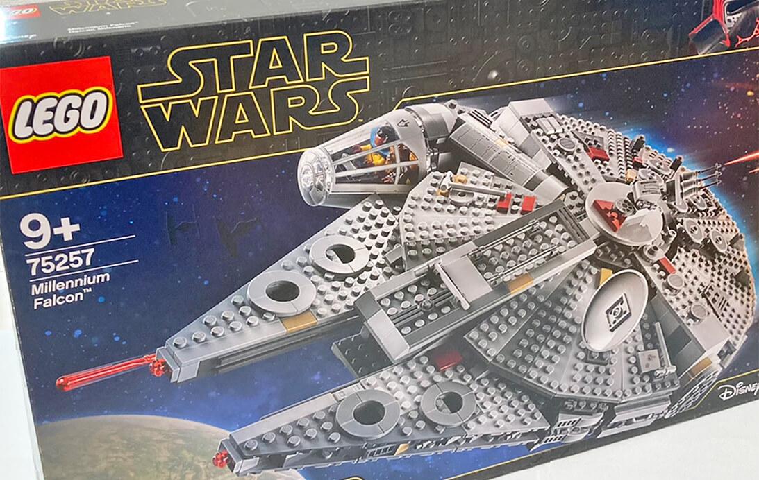 LEGO(レゴ)スターウォーズの買取