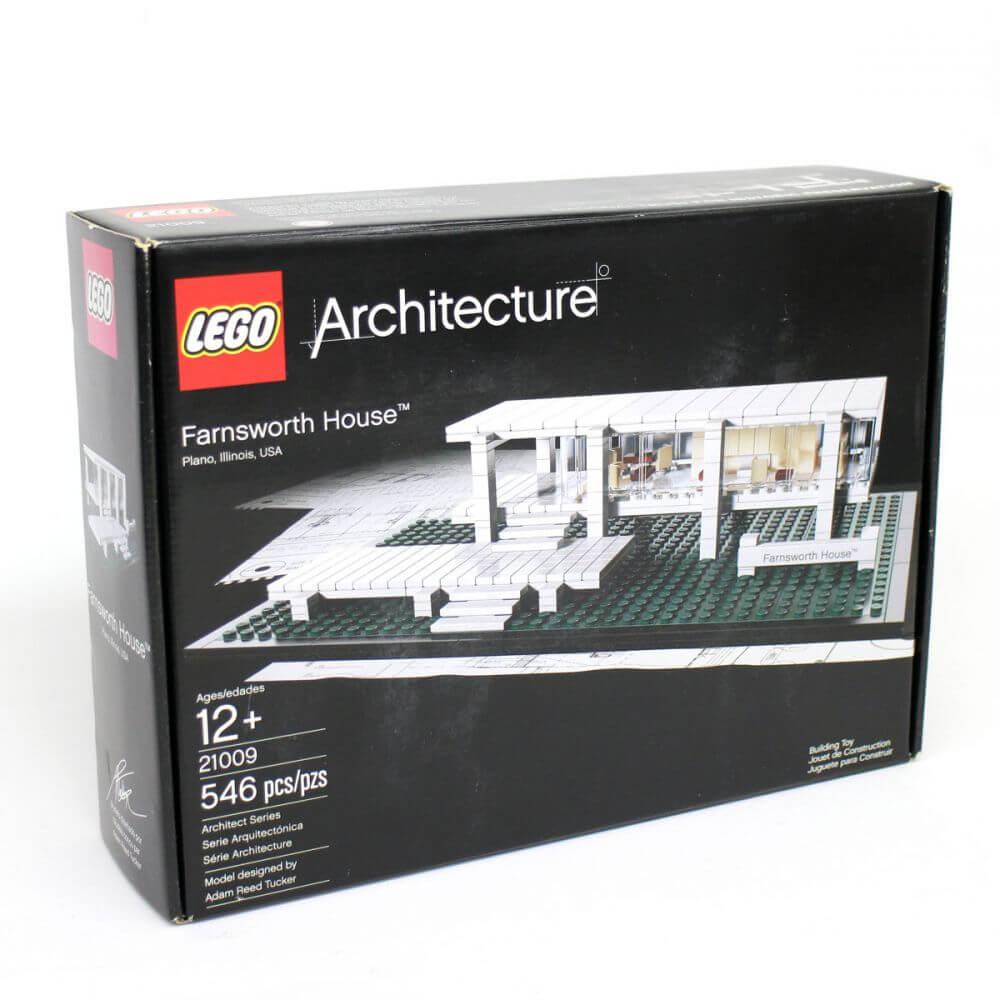 LEGO(レゴ) ファンズワース邸/21009