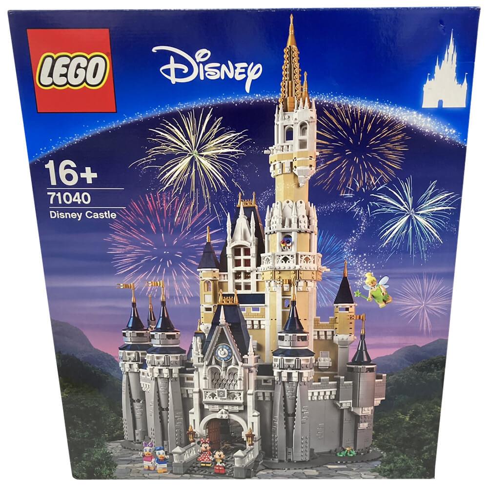 LEGO(レゴ)ディズニーレゴシンデレラ城 71040