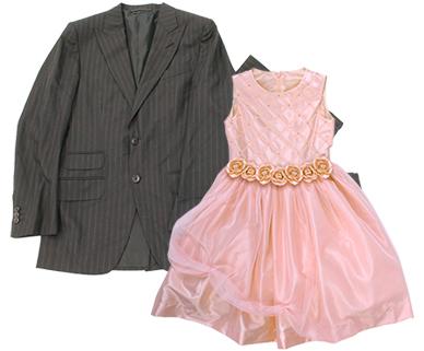 スーツ・ドレス