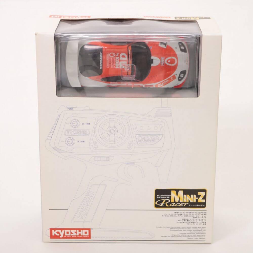 京商 kyosho ミニッツレーサー MINI-Z Racer au-CERUMO-SUPRA
