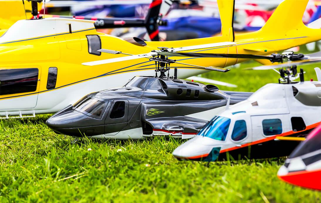 ラジコンヘリ・RCヘリコプター
