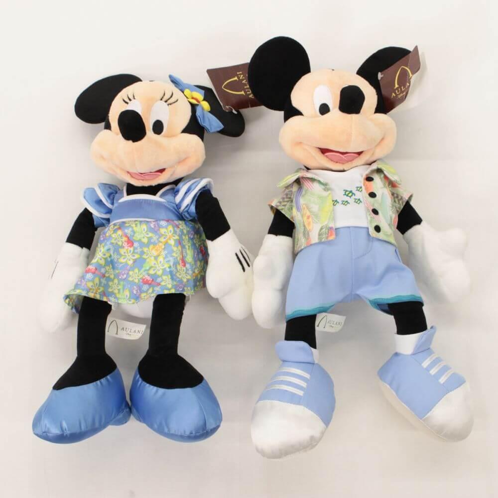 ディズニー Disney ハワイ アウラニリゾート限定 ミッキー&ミニー