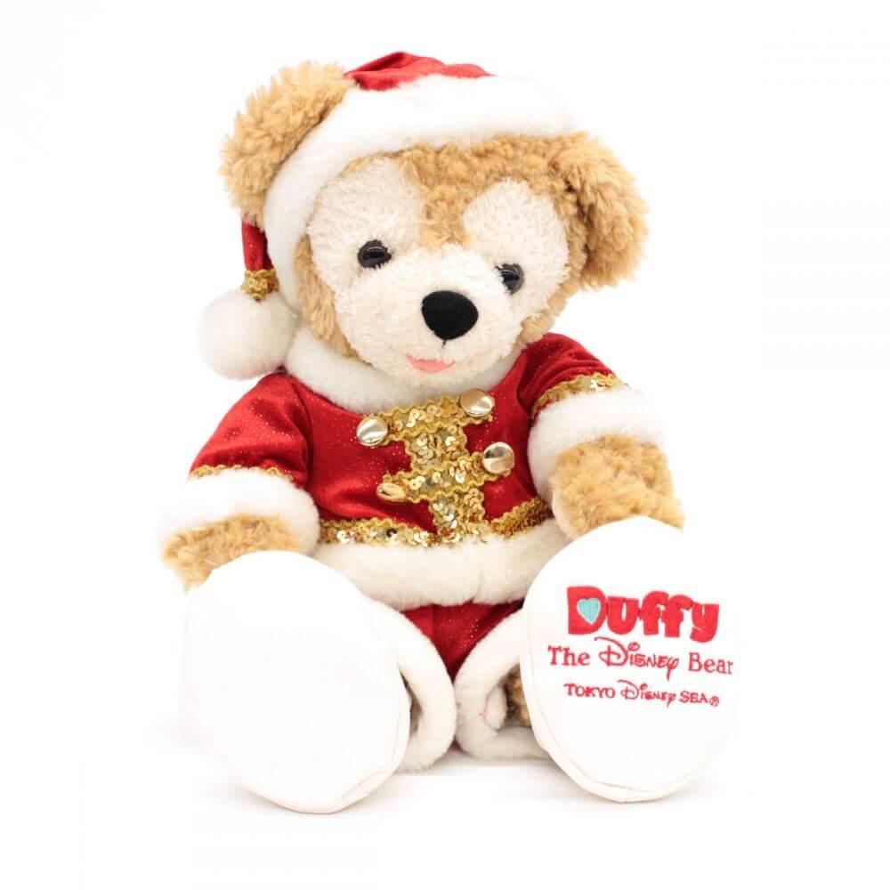 ダッフィー サンタクロース ぬいぐるみ クリスマス