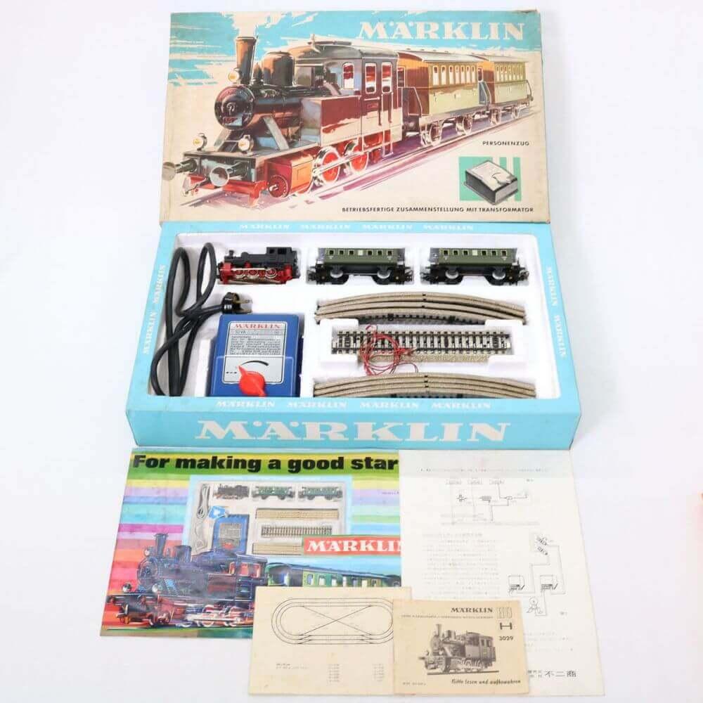MARKLIN メルクリン HOゲージ 蒸気機関車 №2945/5091 西ドイツ