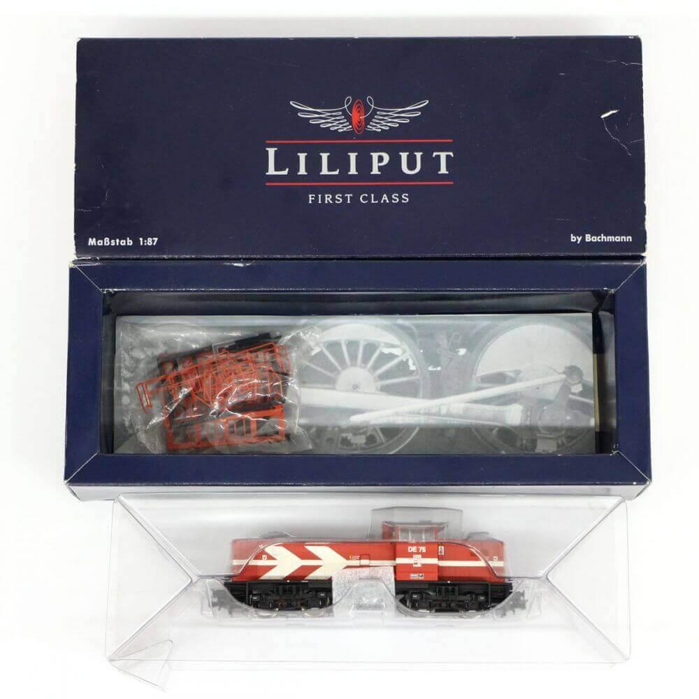 バックマン/リリプット/Nr.L112401/鉄道模型